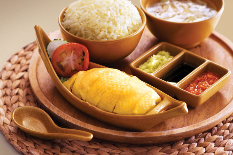 Satay Inn's New Celebratory Menu