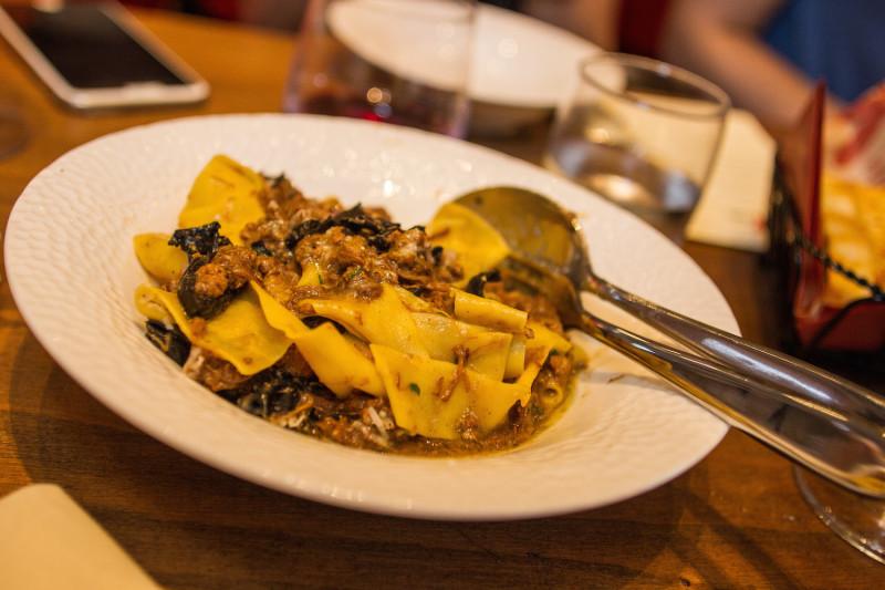 A Gastronomic Experience at Da Via