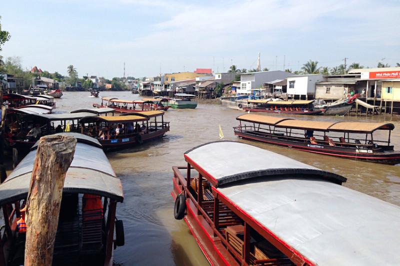 The Food Nomad Takes on Hồ Chí Minh City