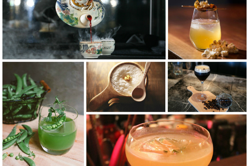 The 12 Most Innovative Cocktails in Lan Kwai Fong