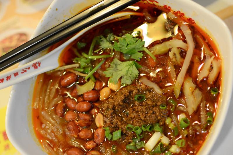 Sad, Spicy, Sour Noodles 傷心酸辣粉