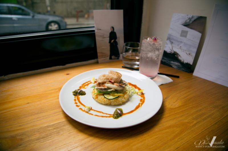 V'Eats: ETHOS Cafe and Select Shop