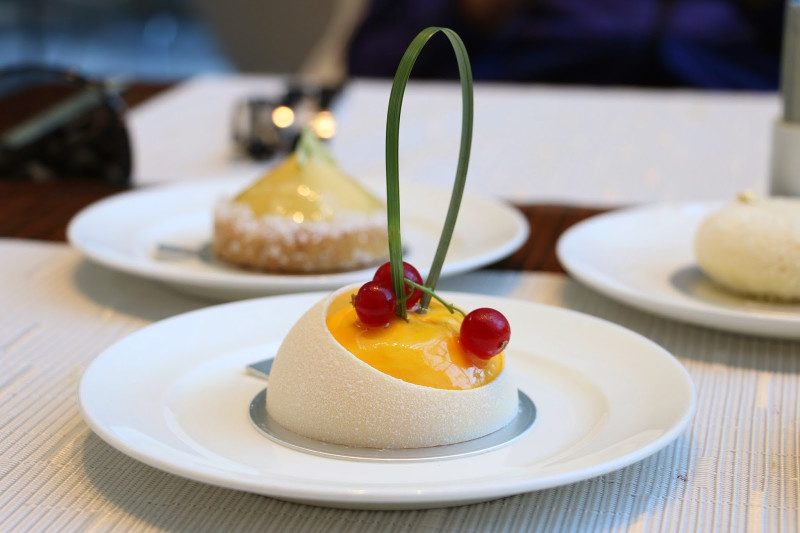 The Best Meals at the Hotel Icon HK