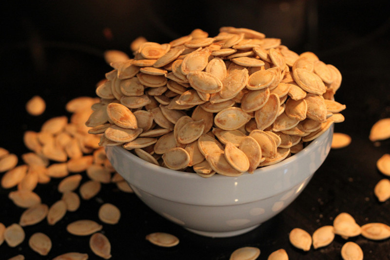 Some of the Surprising Benefits of Pumpkin Seeds