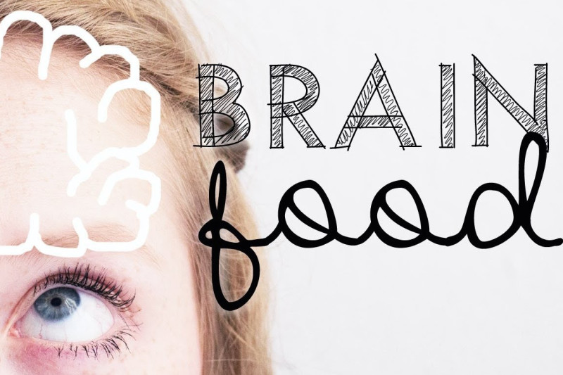 Let's Talk About BRAIN FOOD!