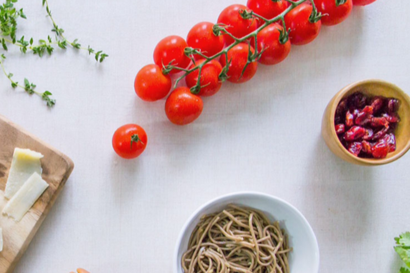 Lunch on the Go - Caesar Salad Wrap Recipe