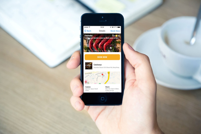 Dine out with DBS Credit Card and Chope