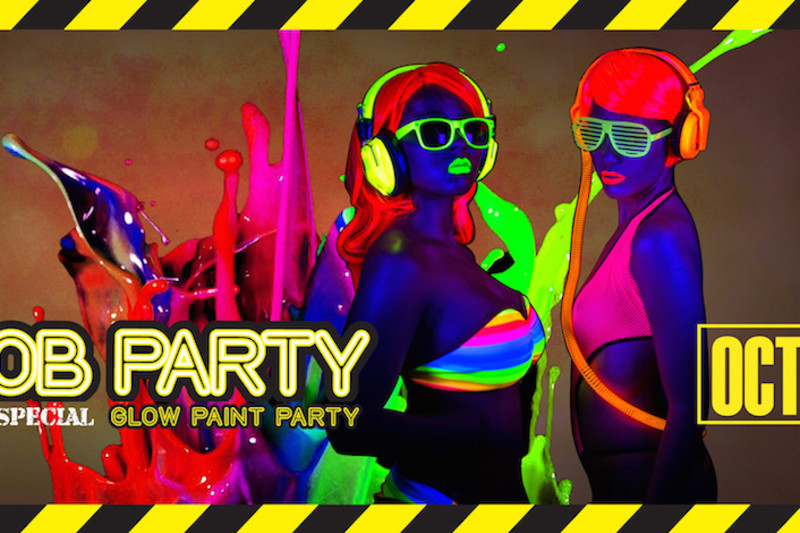 [Oct 30 & 31] Holy Crab Presents: Glow Job Party ft. DJ Gie