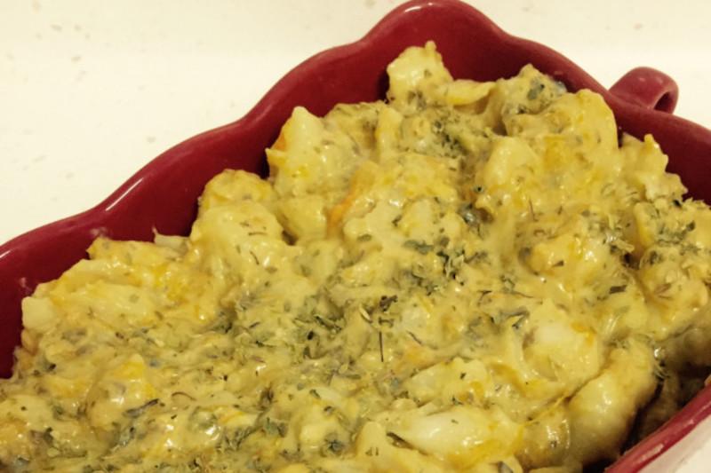Vegan Creamy Pumpkin Pasta (GF) (DF) (EF)