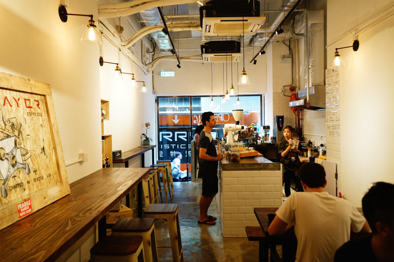 NEW Coffee Shop in Hong Kong: Why 50