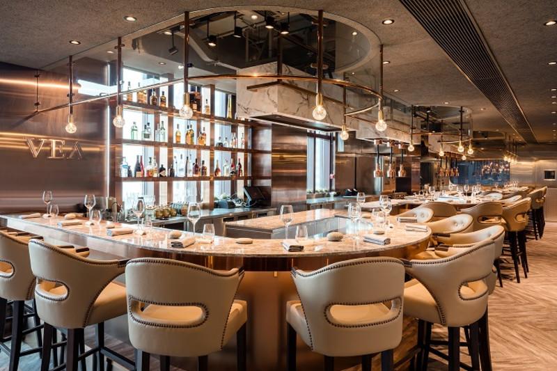 名廚X名調酒師: Vicky Cheng夥Antonio Lai合營摩登法式餐廳