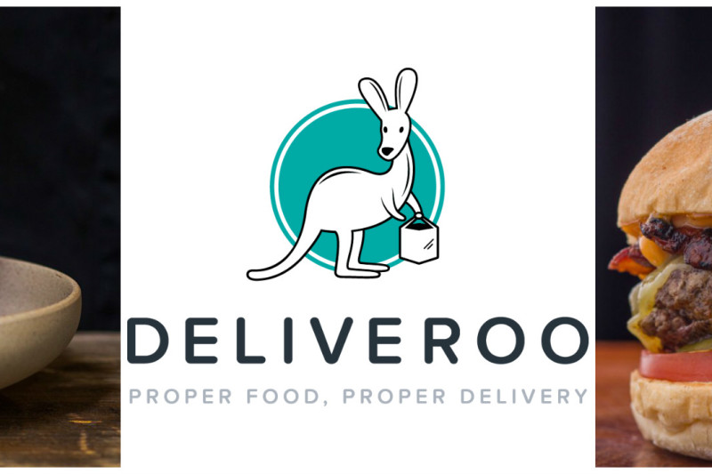 Deliveroo's Launch Involves Kangaroos in Central