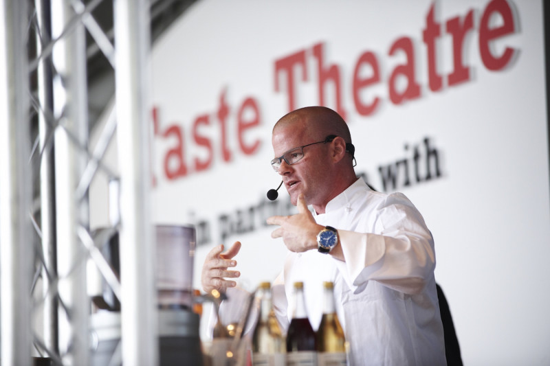 Foodie NEWS: Asia's First Taste Festival to be Held in Hong Kong