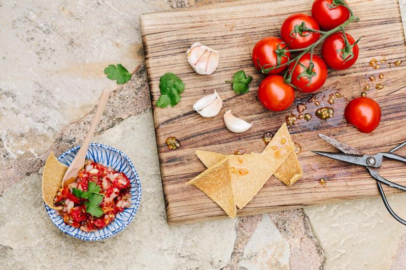 Fermented Salsa [Magazine Feature]
