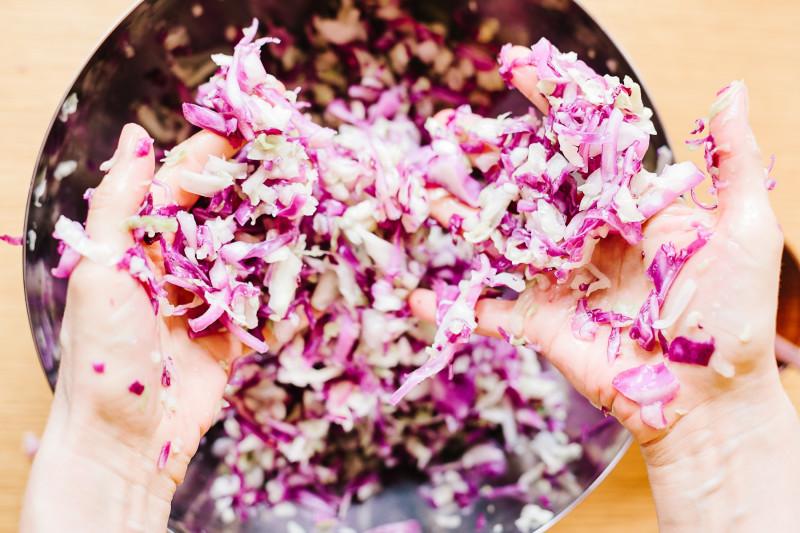 Sauerkraut Recipe [Magazine Feature]