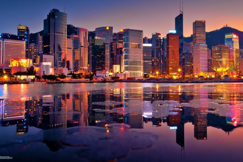 以視覺和味蕾重新探索我們美麗的香港