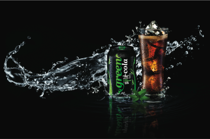 Another Green Cola Comes to Hong Kong