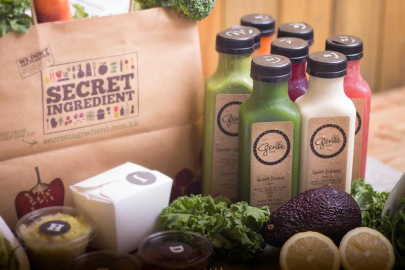 Genie Juicery x Secret Ingredient 6-Day Detox Giveaway