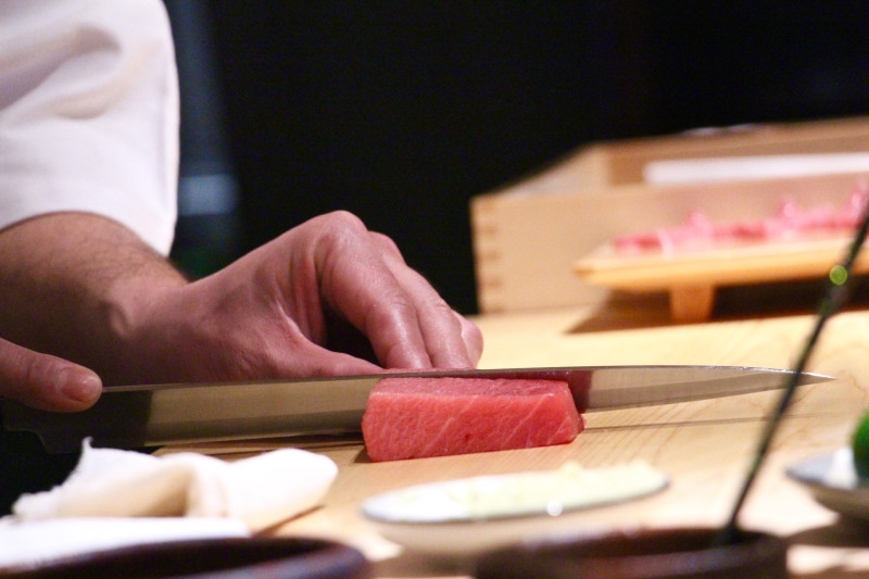 NEW Restaurant Review - Omakase at Tuna Expert Sushi Tokami