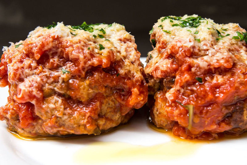 Be Witness to the Battle of the Balls at Linguini Fini