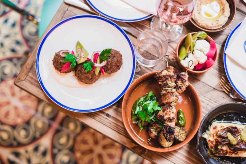 NEW Lebanese Restaurant in Central: Maison Libanaise