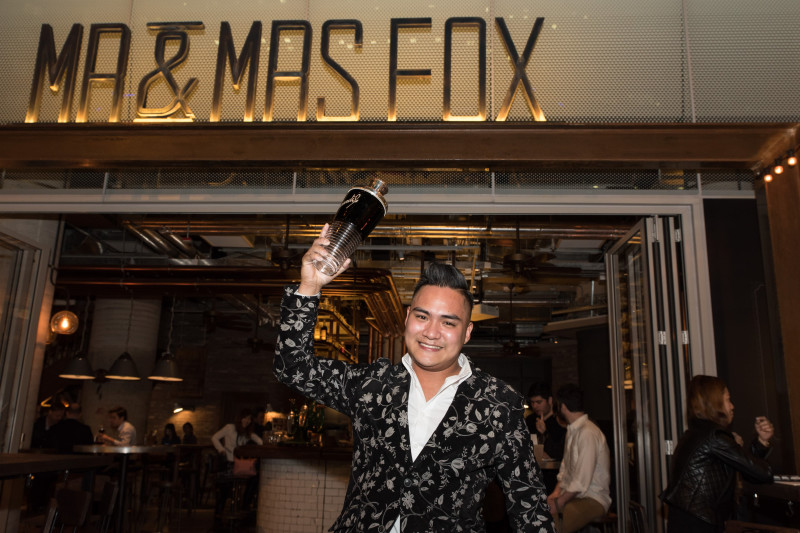 Hong Kong Mixologist Triumphs at Bacardi Legacy Cocktail Competition