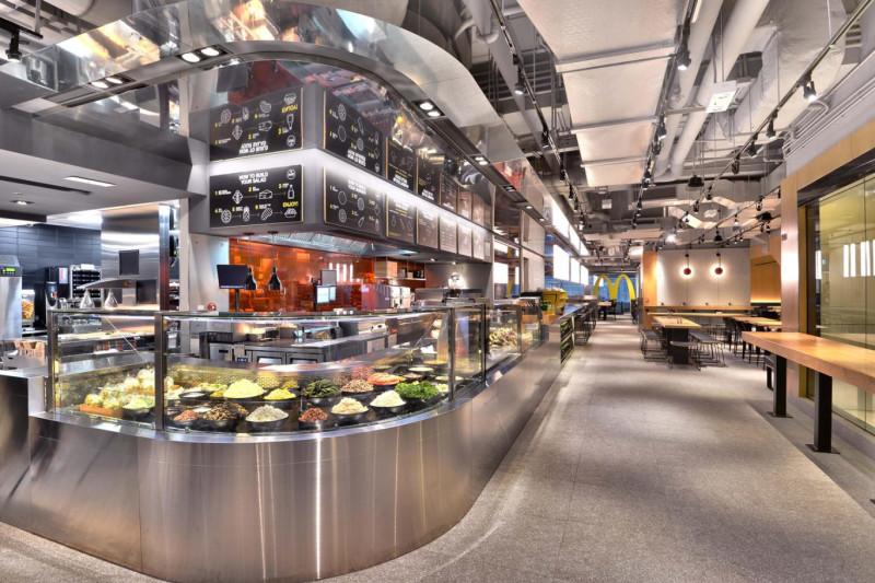McDonald's Next: NEW Restaurant Review