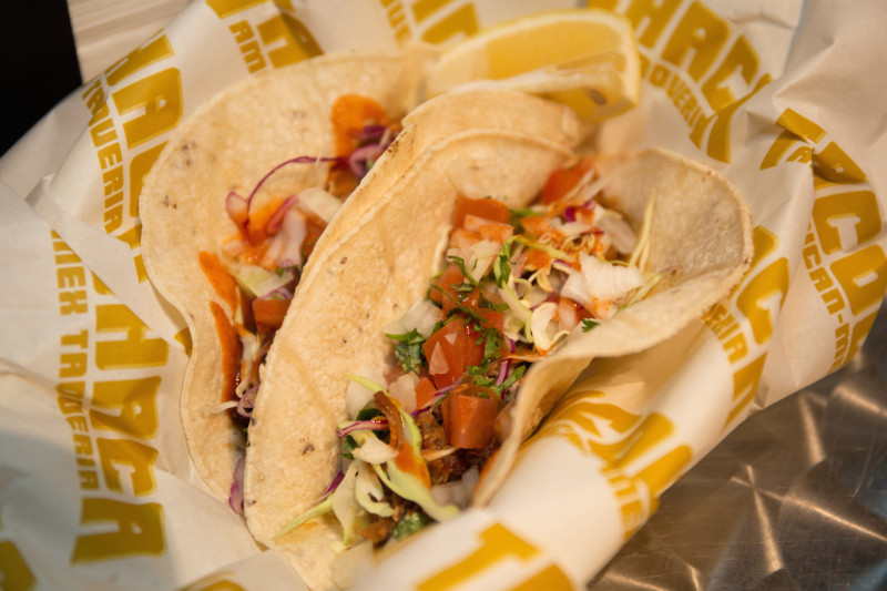 The Very Real, the Very Glorious Taco Cleanse at Taco Chaca
