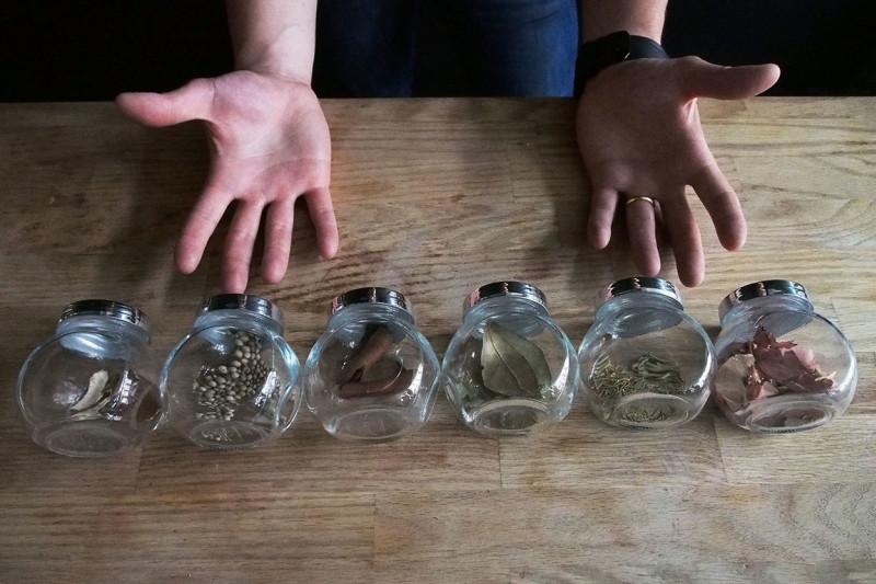 DIY Wine Sensory Kit