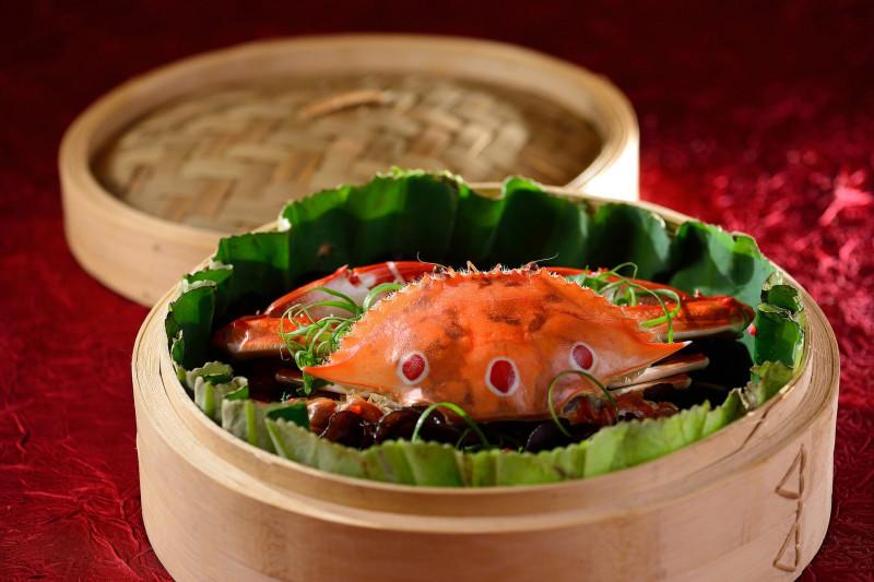 每月精選鮮蟹 富豪酒店中菜廳「十二道蟹味」當季推介