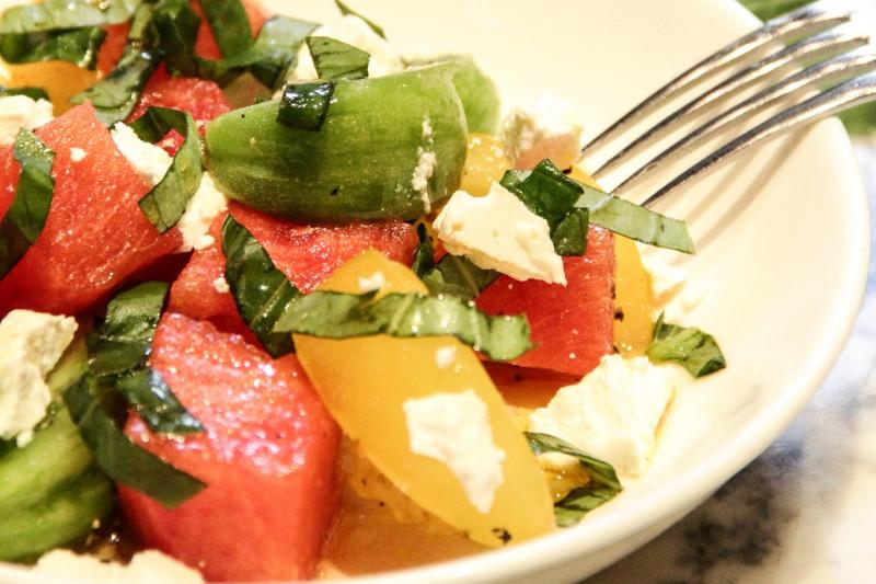 夏天轉眼就到 清新菜式為你消消暑
