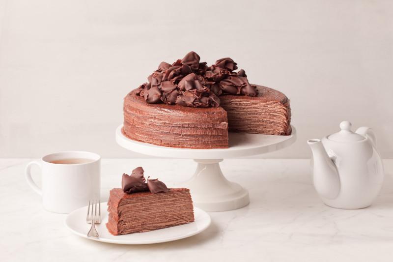 Lady M旗艦店登陸銅鑼灣 首推58%朱古力千層蛋糕及健康餐牌