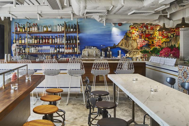 New Restaurant REVIEW: Amalfitana