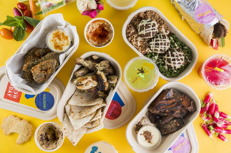 Maison Libanaise 中東美食外賣直送