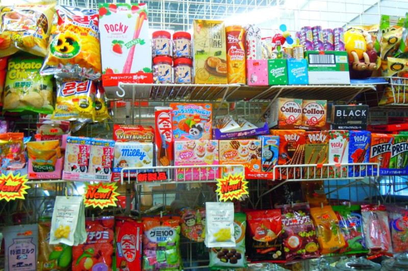 HK's Top 5 Childhood Snacks