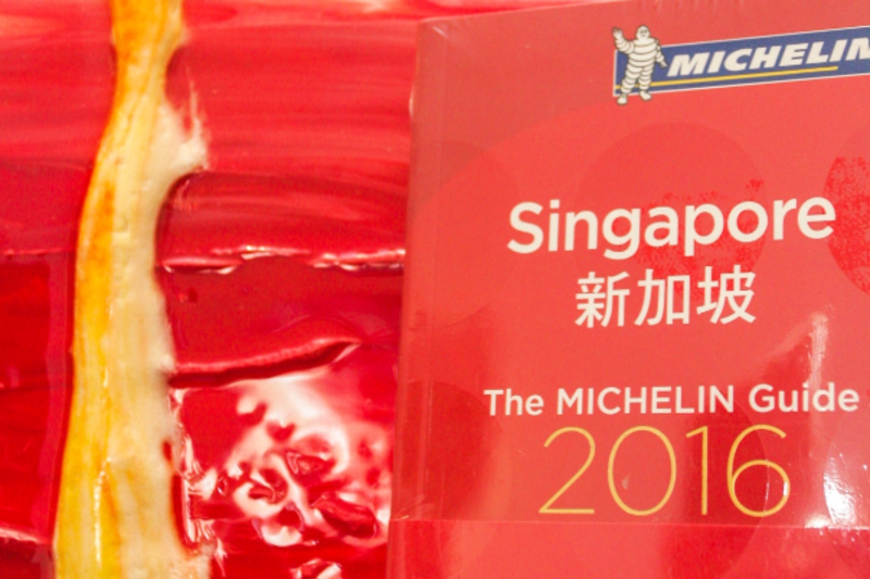 The First-Ever Michelin Stars for Singapore
