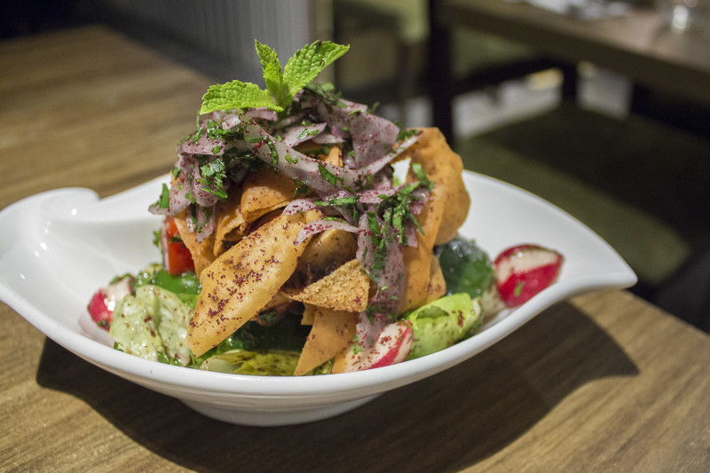 Restaurant REVIEW: Wild Thyme
