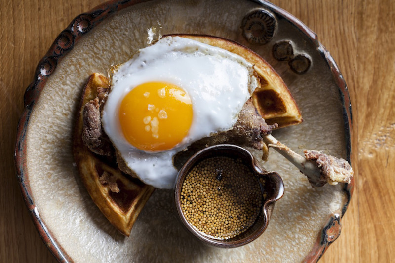 Duck & Waffle Comes to Town