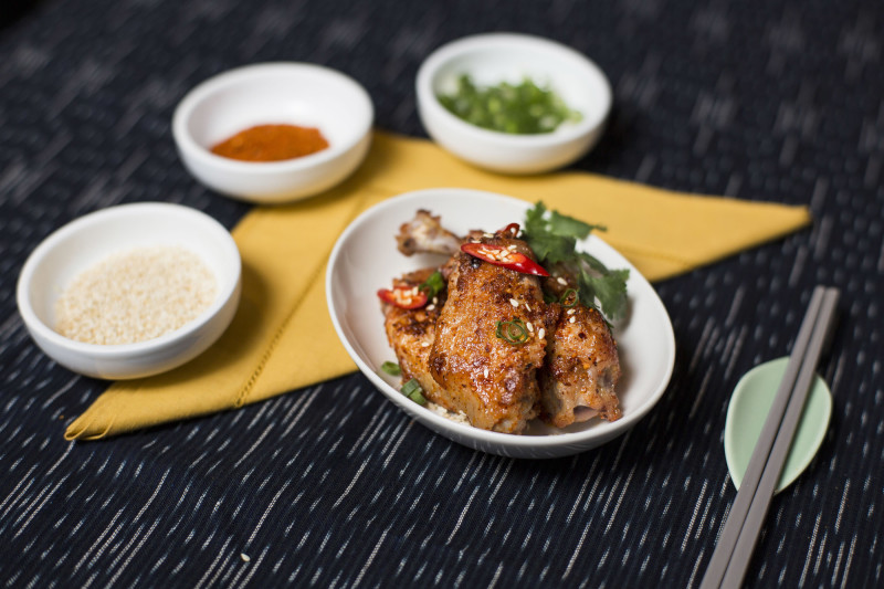RECIPE: Chilli Fagara's Spicy Chicken Wings