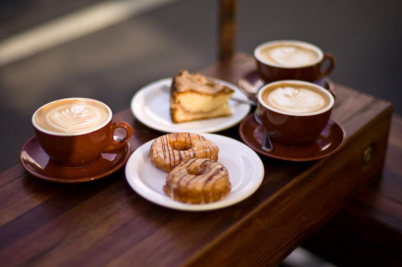 Coffee and Food Pairings