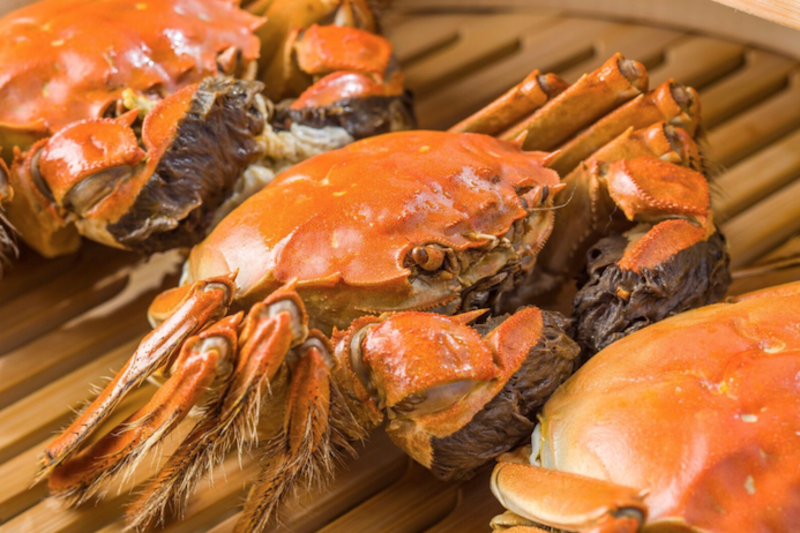 This Season's Best Hairy Crab Menus