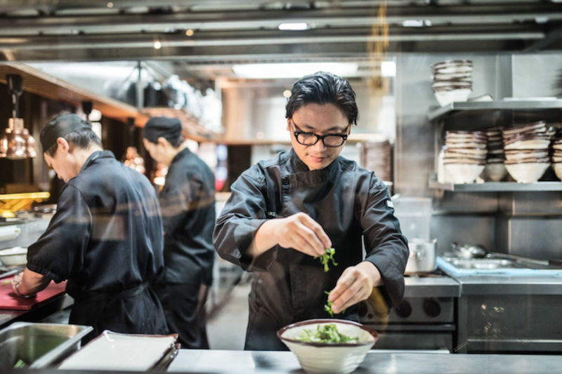 New Restaurant: Moi Moi by Luke Nguyen