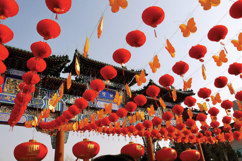One Billion Feasts: A Culinary Journey through China for Lunar New Year