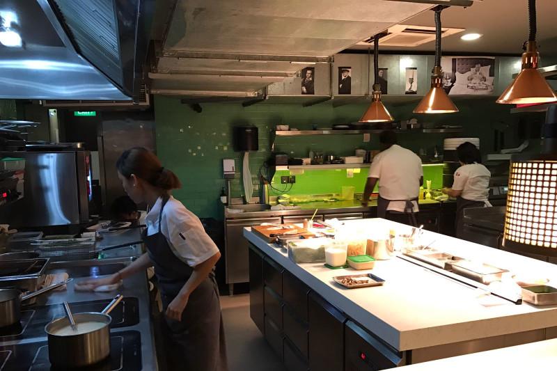 International Restaurant Review: Tippling Club, Singapore