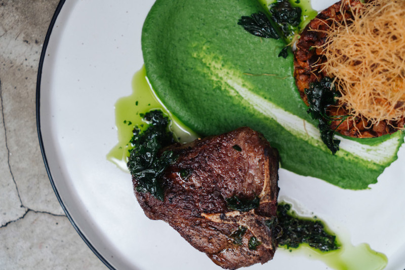 Restaurant Review: New Chef and Menu at Lily & Bloom