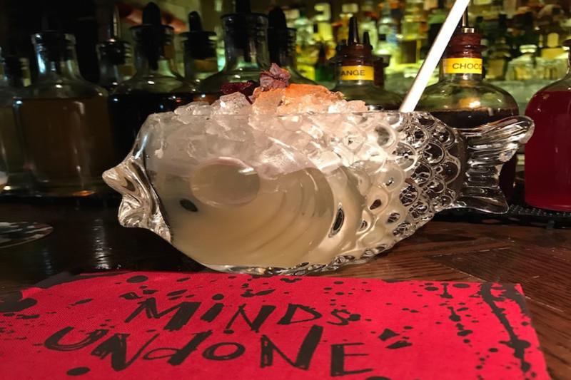 Bar Review: New Cocktail Menu at Stockton