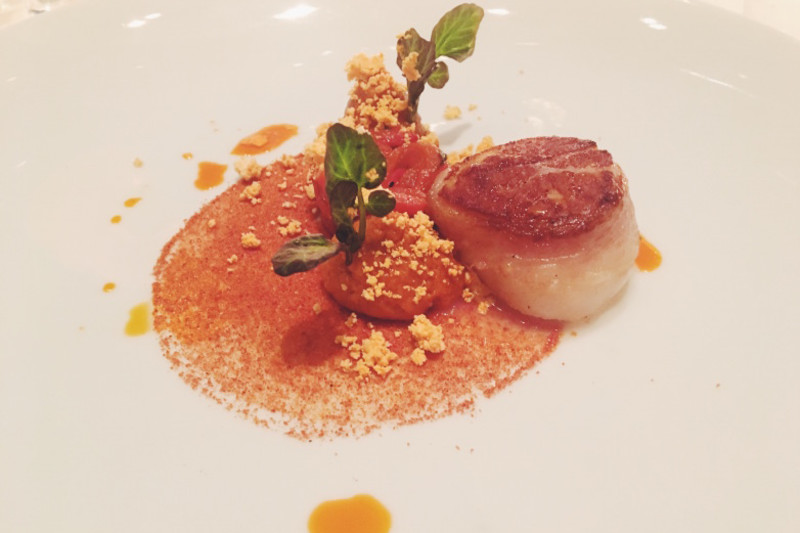 Restaurant Review: Grissini Collaboration with Chef Nino Di Costanzo