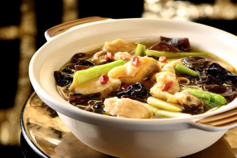 Review: The Forgotten Recipes Menu at Michelin-Starred Ming Court