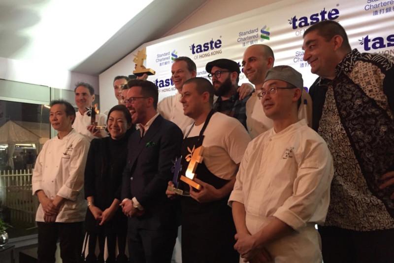 Best in Taste Awards Revealed