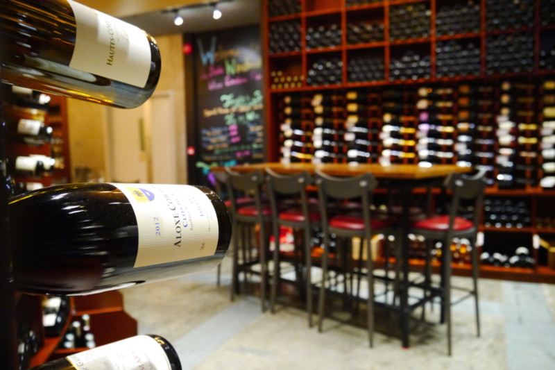 8 Places to Dine with Natural Wine